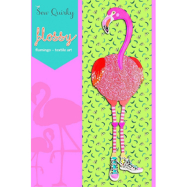 Flossy - Flamingo - pattern