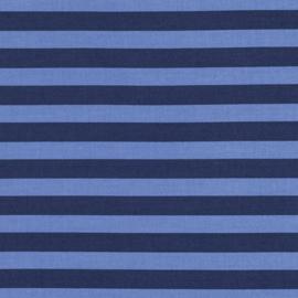 Tula Pink - PWTP069 - Tent Stripe Bluebird
