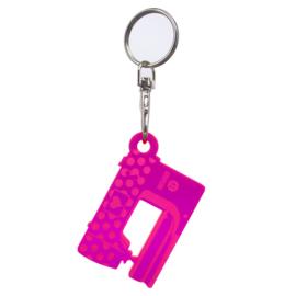 Machine Fob - sleutelhanger - Tula Pink - Acryl
