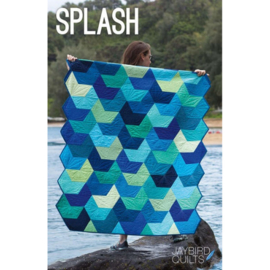 Splash - pattern - Jaybird Quilts