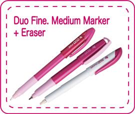 Sewline - Duo Marker + Eraser