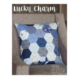Lucky Charm Pillow - pattern - Jaybird Quilts