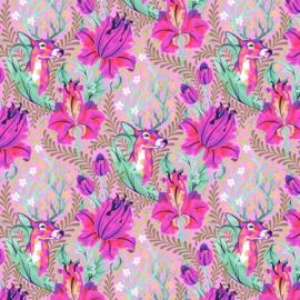 Deer John - Glimmer - PWTP178 - Tula Pink