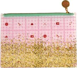 Measure Twice Bag- Small  - Tula Pink