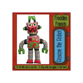 Ronny the Robot - Patroon