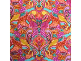 Tula Pink - PWTP117 - Owl - Peony