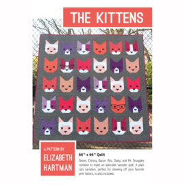 The Kittens - pattern - Elizabeth Hartman