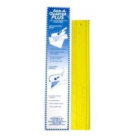Add-A-Quarter Ruler - 12 inch