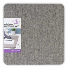 Wool Pressing Mat - 13,5 vierkant - The Gypsy Quilter