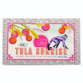 Aurifill - garen 50wt - Tula Sunrise