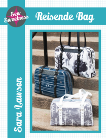 Sew Sweetness - Reisende Bag - Patroon