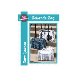 Reisende Bag - Patroon - Sew Sweetness