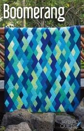 Boomerang  - Patroon - Jaybird Quilts