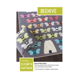 Beehive - patroon - Elizabeth Hartman