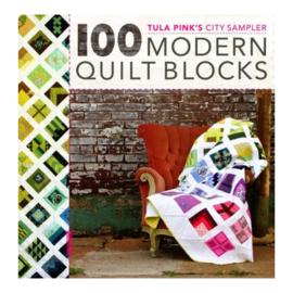Tula Pink, 100 Modern Quiltblocks