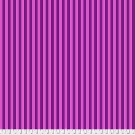 Tula Pink - PWTP069 - Tent Stripes - Foxglove