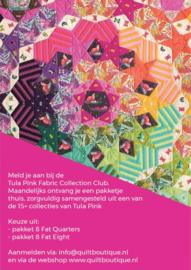 TPFCC - zeldzame collecties - Fat quarters