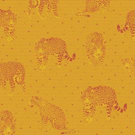 Lil Jaguars - Papaya - PWTP174 - Tula Pink