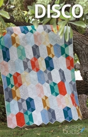 Disco Quilt - patroon-Jaybird Quilts