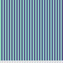 Tula Pink - PWTP069 - Tent Stripes - Iris