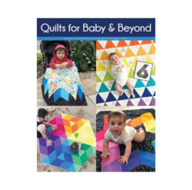 Quilts for Baby and Beyond - pattern book - Jaybird Quilts