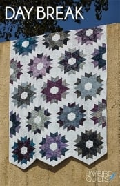 Day Break Quilt - patroon-Jaybird Quilts