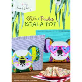Koala Pop - pattern