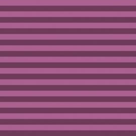 Tula Pink - PWTP069 - Tent Stripe - Plum