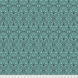 Tula Pink - PWTP111 - Sugar Skulls - Spirit