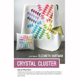 Crystal Cluster - pattern - Elizabeth Hartman