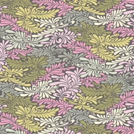 Tula Pink- PWTP057 - Camo Deluxe Silver
