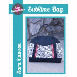 Sublime bag - Patroon - Sew Sweetness