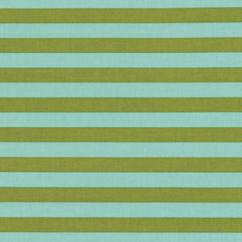 Tula Pink - PWTP069 - Tent Stripe Clear Skies