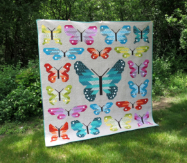 Lepidoptera - patronenboek - Elizabeth Hartman -