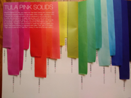 Tula Pink Designer Solids  - 22 Half meter bundle