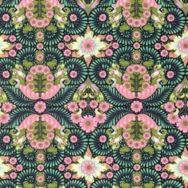 Tula Pink - PWTP085 - Strawberry Kiwi The Tortoise