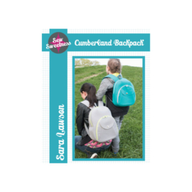 Cumberland Backpack - Patroon - Sew Sweetness