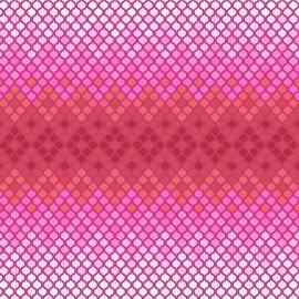 Tula Pink - PWTP076 - Mosaic Magenta