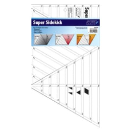 Super-Sidekick ruler - Jaybird Quilts