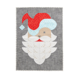 Posh Santa - Sew Kind of Wonderful