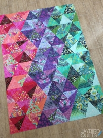Stereo - Patroon - Jaybird Quilts