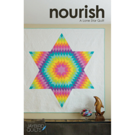 Nourish - pattern - Jaybird Quilts