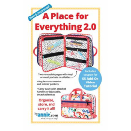 A Place for Everything 2.0 - patroon - By Annie