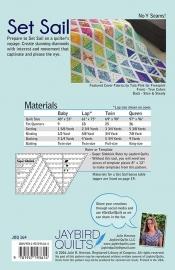 Set Sail - patroon - Jaybird Quilts