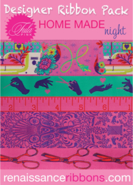 HomeMade - Night - Ribbon Pack  - 5 yards