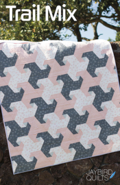 Jaybird Quilts - Trail Mix - patroon