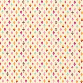 Tula Pink - PWTP090 - Orange Crush Track Flags