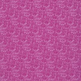 Tula Pink - PWTC029 - Daisy Buds Fuchsia