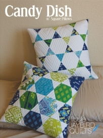 Candy Dish - patroon- Jaybird Quilts