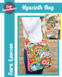 Sew Sweetness - Hyacinth Bag - Patroon
